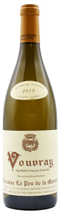 2019 Domaine Pichot Vouvray