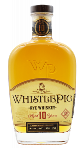 Whistle Pig 10 Year Old Straight Rye Whiskey