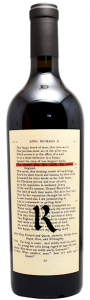 2018 Realm The Bard Napa Valley Bordeaux Blend
