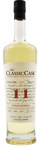 2006 Strathmill 11 Year Old The Classic Cask Single Malt Whisky