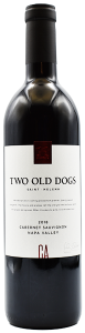 2018 Two Old Dogs Napa Valley Cabernet Sauvignon