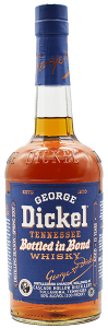 2007 George Dickel 13 Year Old Bottled In Bond Tennessee Whisky (2021 Release)