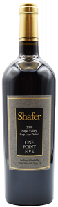 2018 Shafer One Point Five Stags Leap District Cabernet Sauvignon