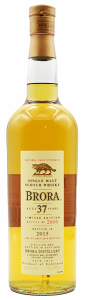 Brora 37 Year Old Limited Edition Special Release Single Malt Whisky (2015)