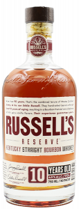 Russell's Reserve Small Batch 10 Year Old Kentucky Straight Bourbon Whiskey