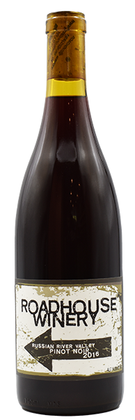 2016 Roadhouse Russian River Valley PInot Noir