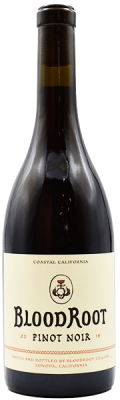 2018 BloodRoot Sonoma County Pinot Noir