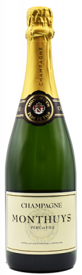 Monthuys Brut Reserve Champagne